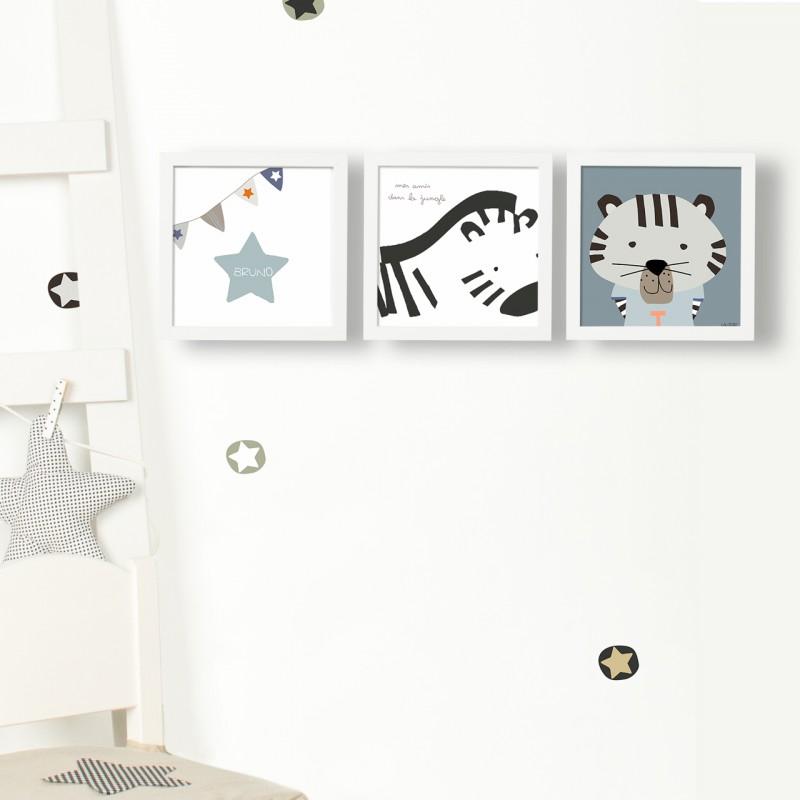 cuadros infantiles personalizados
