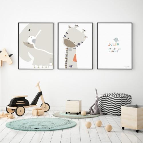 pósters infantiles láminas