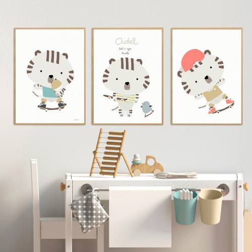 posters infantiles