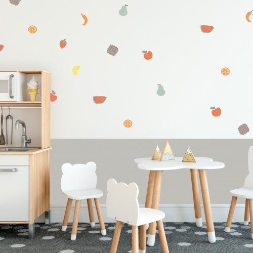 vinilo infantil sticker kitchen